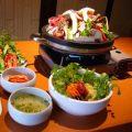ホントにおいしい韓国料理