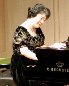 ベヒシュタインを聴くピアノコンサート 31