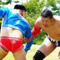 フシギなモンゴル相撲の世界