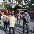 御師と行く京の神社仏閣ツアー